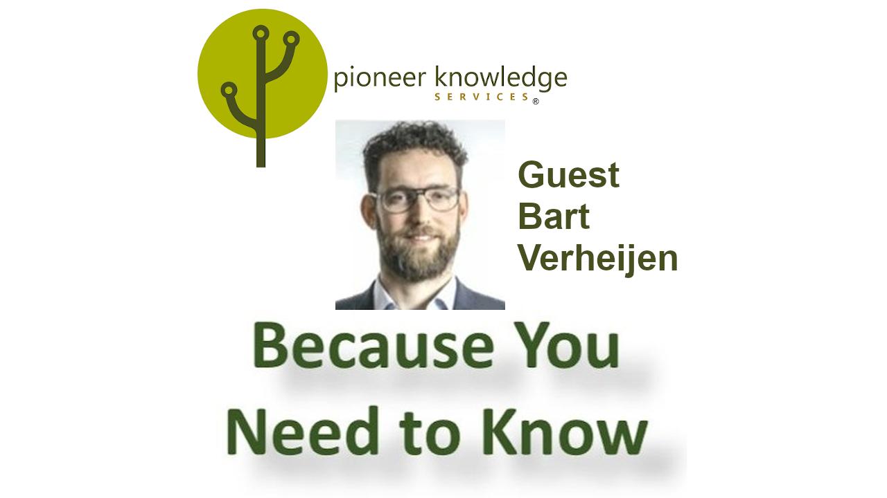Guru Bart Verheijen featured on a podcast promotion